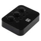 Wireless Bluetooth V4.0 3.5mm Music Sharing Device - Black