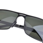 SENLAN 2801P1 Polarized Sunglasses - Black + Blackish Green