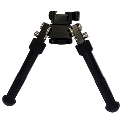 Tactical Precision BT10-LW17 Bipod w/ Standard Picatinny / Spikes