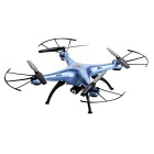 Syma X5SW-1 FPV 0.3MP Wi-Fi Camera Headless Quadcopter Drone - Blue