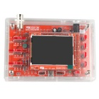 "Hengjiaan DSO138 portátil de 2.4 ""TFT del osciloscopio digital de DIY Kit - Red"