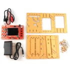"Hengjiaan DSO138 portátil 2.4 ""TFT Digital Oscilloscope Kit DIY - Red"