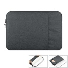 "Suitings saco de manga interna para macbook 12"" - cinza profundo"