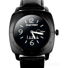 "DM88 1.22"" Smart Watch w/ Heart Rate Monitor, Sedentary Remind - Black"