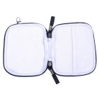"Multifunctional Canvas Storage Bag for 8"" Tablet PC + More - Navy Blue"