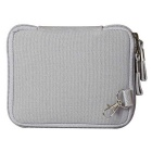 """Multifunctional Canvas Storage Bag for 8"""" Tablet PC + More -Grey"""