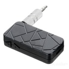 Cracks Pattern Bluetooth V4.1 + EDR Audio Receiver - Black