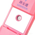 Handy Nano Mist Spray Atomization Facial Steamer Moisturizer - Pink