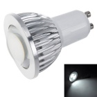 GU10 3W Cool White Light COB Lamp Bulb (85~265V)