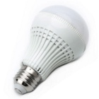 Zhishunjia E27 7W Acousto-optic Sensor Warm White LED Corridor Lamp