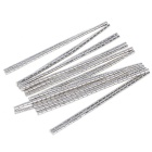 DIY 2.3*3mm Cylindrical NdFeB Magnet - Silver (500PCS)