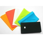 Silicone Protective Cover for Xiaomi 20000mAh Power Bank - Green