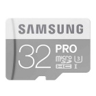 Samsung Pro 32GB MicroSDHC UHS-I R90W80 with Adapter MB-MG32EA/AM