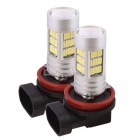 MZ H11 10W canbus voiture LED brouillard DRL blanc froid (DC 12 ~ 24V, 2PCS)