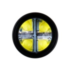 1156 24 * 3014 SMD LED + 4 * LED 80W Neutral White Backup Lights (2PCS)