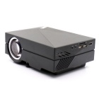GM60A Mini Pico Portable Digital 1080P HD Wi-Fi Projecteur HDMI - Noir