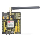 Keyestudio SIM900 GSM Schild Wireless Module und Expansion Board - Gelb