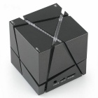 Ourspop OP-607 Bluetooth Subwoofer Handsfree Speaker w/ Mic. - Black