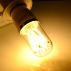 Marsing E27 6W 6-COB Warm White Light LED Filament Bulb (AC 85~265V)