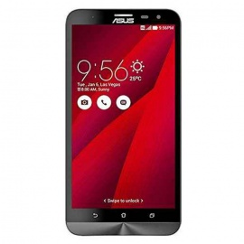 "Asus Zenfone 2 Laser ZE601KL Dual Sim 6.0"" Smartphone with 3GB RAM, 32GB ROM - Red"