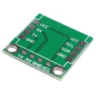 6-Axis MPU6050 placa adaptadora do módulo - verde + prata