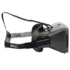 RITECH II Virtual Reality VR 3D Glasses+ Bluetooth Controller - Black