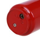 Gas Tank Style Lighter with Key Fob - Red