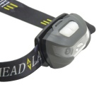 Motion Sensor Adjustable View Angle Rechargeable Headlamp - Grey