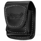 Leather Belt Holder for Lighters (Black)