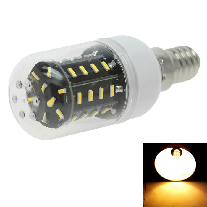 HONSCO E14 3W LED Warm White Light Corn Bulb (AC 220V)