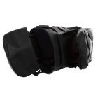 1.5L Outdoor Sports 600D Oxford Nylon Water Bottle Bag - Black