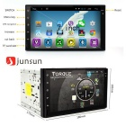 7'' HD Capacitive Full Touch Screen Android 4.4 Car DVD w/ 1GB RAM, 16GB Memory, Mic, FM, Wi-Fi