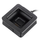 USB Charger Charging Dock for Fitbit Blaze Smart Watch - Black