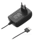 18W 15V 1.2A Power Adapter for Asus Tablet PC - Black (EU Plug, 115cm)