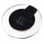 Type-C Qi Wireless Charger Receiver + Kit de recharge sans fil - Noir
