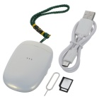 Mini Bluetooth V4.0 Double Carte SIM Adaptateur GSM pour IPHONE IPAD ITOUCH