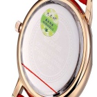 SKONE 273101 Women's Light / Sunlight Power Watch - Coffee + Golden