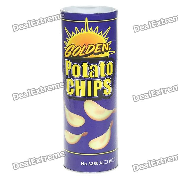 Practical joke - Potato Chip Box