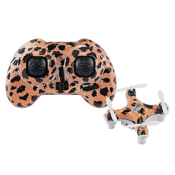 Cheerson CX-10D RC Quadcopter 2,4 GHz 6-as met High Hold - Leopard