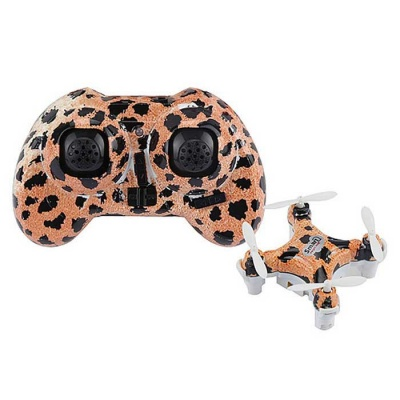 Cheerson CX-10D RC Quadcopter 2.4GHz 6-Axis with High Hold - Leopard