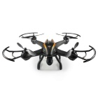 Cheerson CX-35 5.8G 500m FPV Drone mit 2MP HD-Kamera - Schwarz + Orange