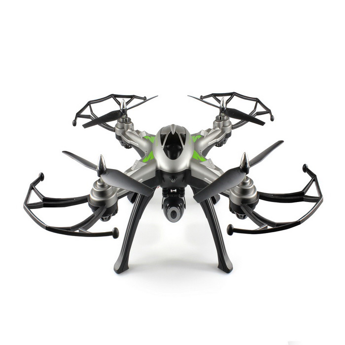 JJRC H25G 6-Axis Gyro 5.8G FPV Quadcopter w/ 2.0MP - Gray