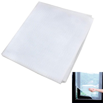 Window Mosquito Insect Defense Network - White