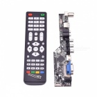 LCD контроллер TV Driver Board PC / VGA / HDMI / USB-интерфейс
