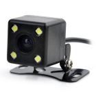 Universal Wired Waterproof CMOS 170' Wide Angle Reversing Camera (NTSC)