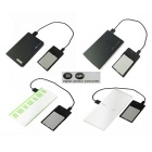 4L Micro USB Mobile Camera Battery Charger for Canon - Black
