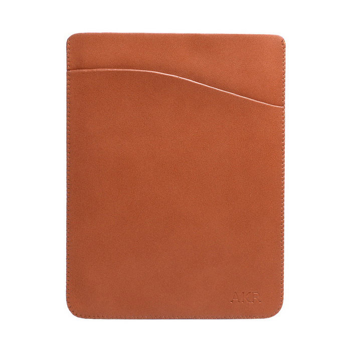 "PU Liner Bag para 6 ""Amazon Kindle Paperwhite 1/2/3 - Marrom"