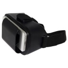 VR Virtual Reality 3D Glasses + Bluetooth Controller - Black