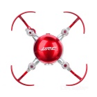 Upper + Lower Body Shell Cover for JJRC H30C Qaudcopter - Red + Silver