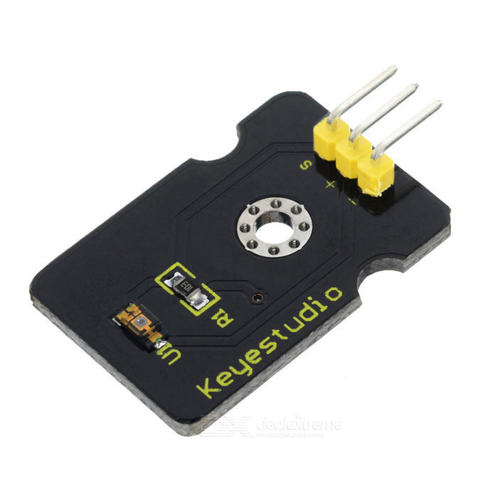 Keyestudio temt ambient light sensor for arduino